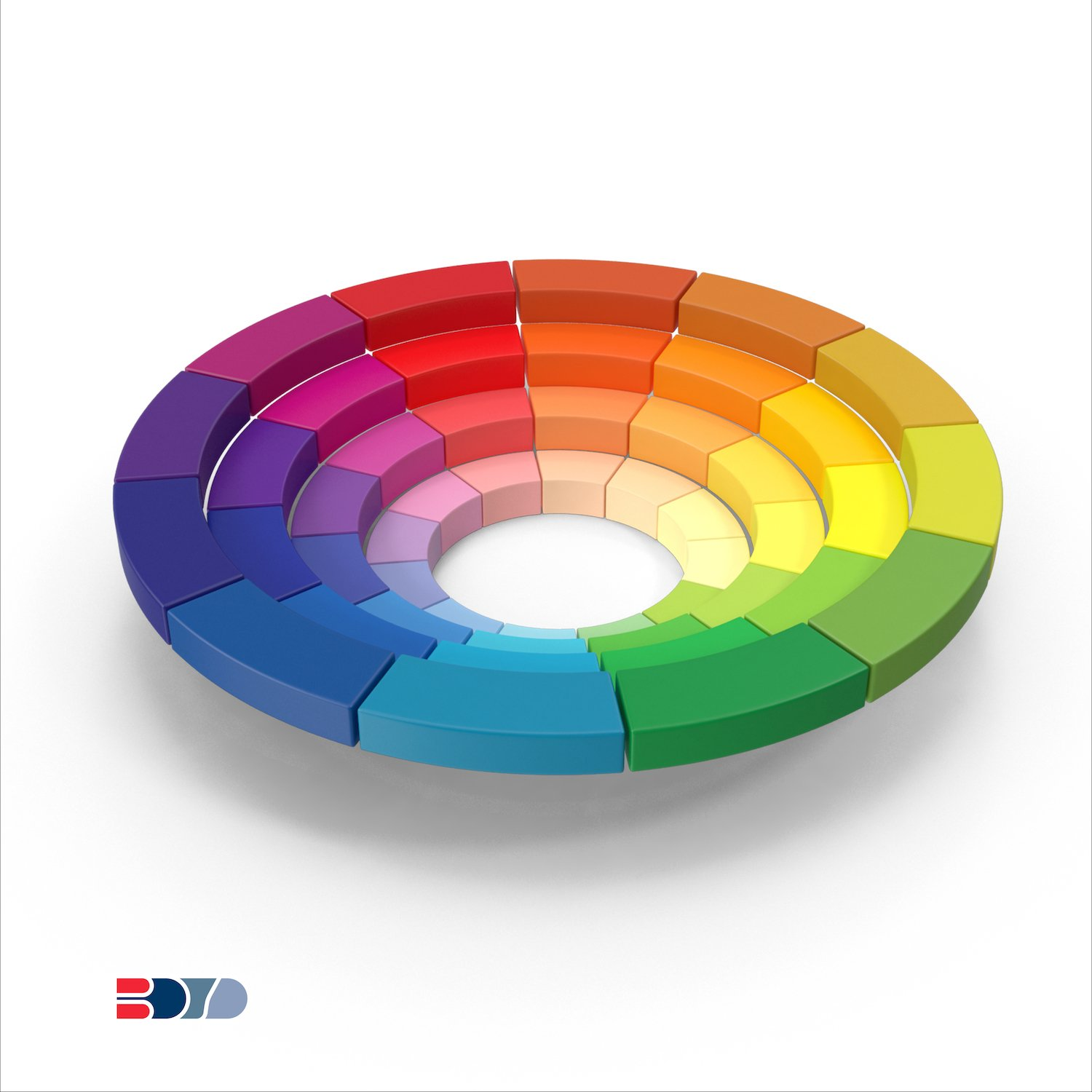 Brand Identity What do your colors say about your brand identity? BDYD and Co